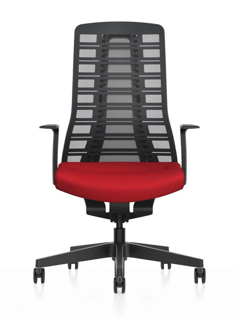 Interstuhl bureaustoel PUREis3