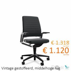 Interstuhl promotie Vintage