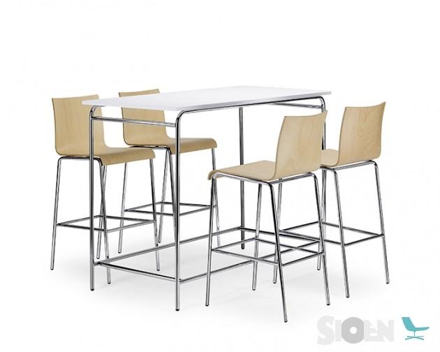 CURVE interstuhl tafel